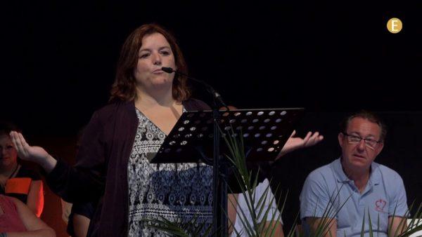 Dieu n'est pas indifférent à nos souffrances – Témoignage Marjorie Waefler
