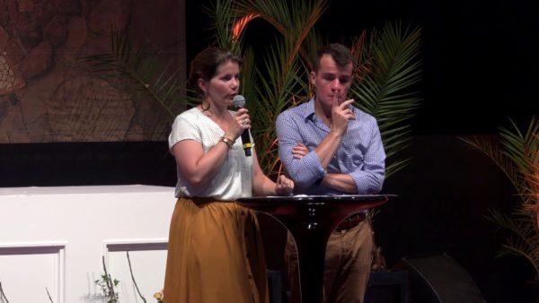 """""""Gaspard a changé nos vies"""" Témoignage de Benoît et Marie-Axelle Clermont"""