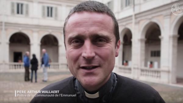 Je voulais faire connaitre l'amour de Dieu – Père Arthur Wallaert
