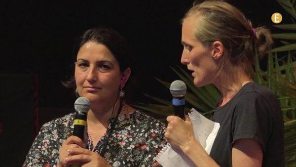 Prière et espérance malgré la guerre – Témoignage des chrétiens d'Orient François et Diane et Fayzia