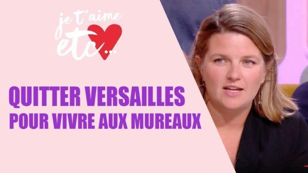 FRANCE 2 - Quitter Versailles pour s'installer en cité