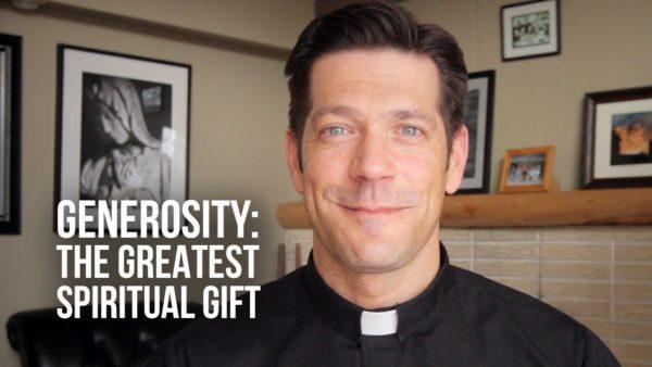 Générosité: Le plus grand cadeau spirituel
