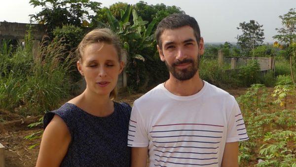Lorraine et Guillaume- Mission Bonoua [COTE D'IVOIRE]