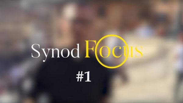 Le synode des Jeunes, c'est parti ! – Synod Focus #1