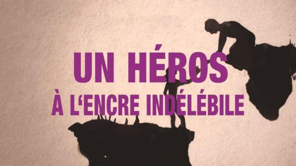 Un héros à l'encre indélébile – YesHeIs