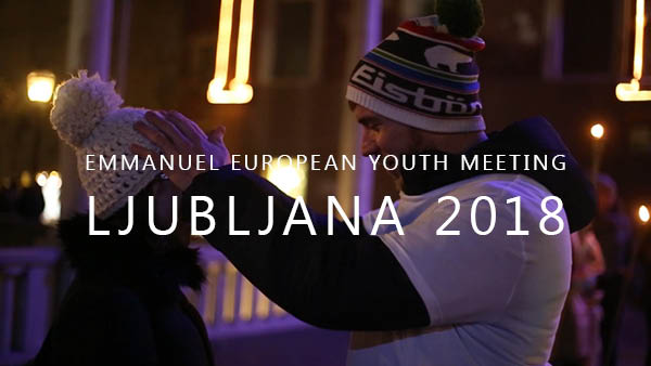 Aftermovie : nouvel an international des jeunes de l'Emmanuel à Ljubljana