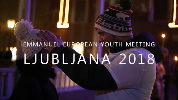 Aftermovie : nouvel an international des jeunes de l'Emmanuel à Ljubljana
