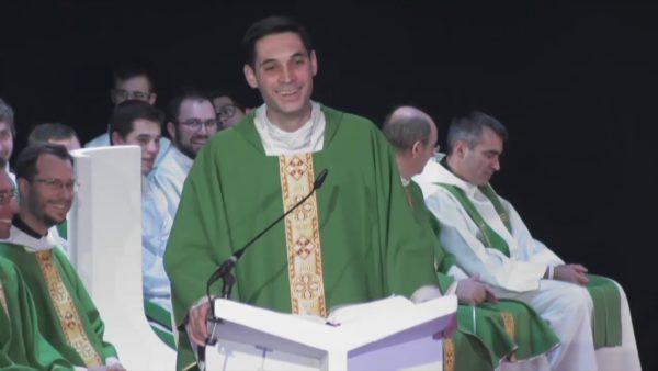 Homélie du 24 février du père Martin Guyot