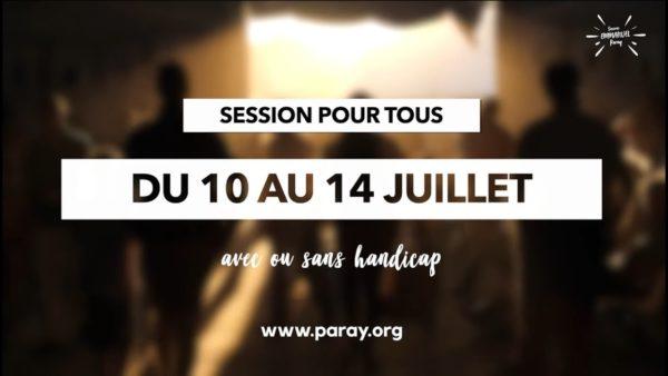 """Teaser 2019 – Session pour tous """"avec ou sans handicap"""""""