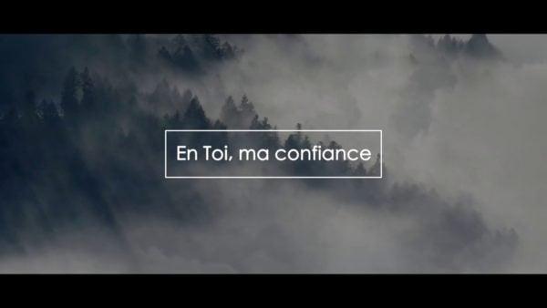 En Toi, ma confiance   Il est vivant !