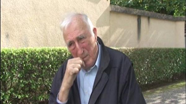 Jean Vanier – 16 juillet 2008 à Paray-le-Monial