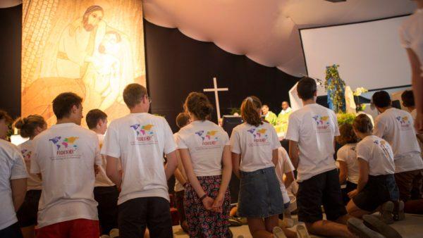 Messe d'envoi Fidesco du 20 juillet 2019