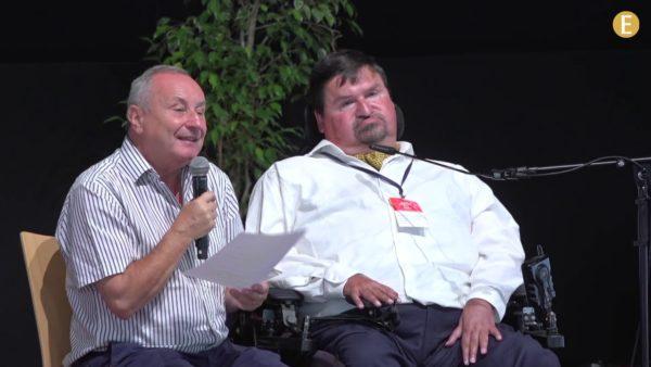 La voie de la fragilité – Philippe de Lachapelle et Jean-Christophe Parisot de Bayard