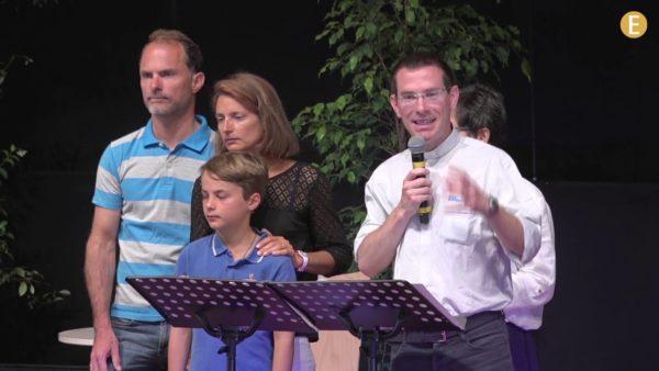 La Joie de l'Evangile- Enseignement des familles à plusieurs voix