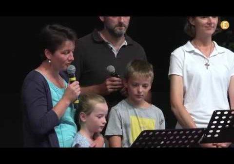 Le don de soi à partir de «La joie de l'Evangile»-Enseignement des familles à plusieurs voix