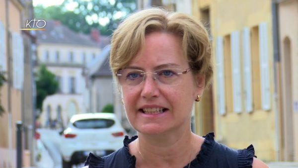"""""""Des témoins de Jéhovah au catholicisme » – Sandrine"""