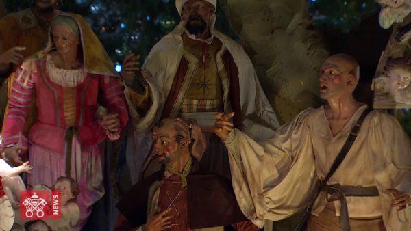 Lettre du Pape François sur la signification de la crèche
