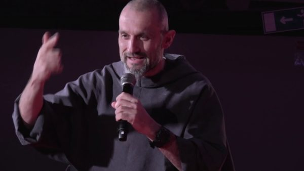 FH2020 – « Comment Jésus m'a aidé à trouver ma place » Enseignement de frère Jack, Franciscain