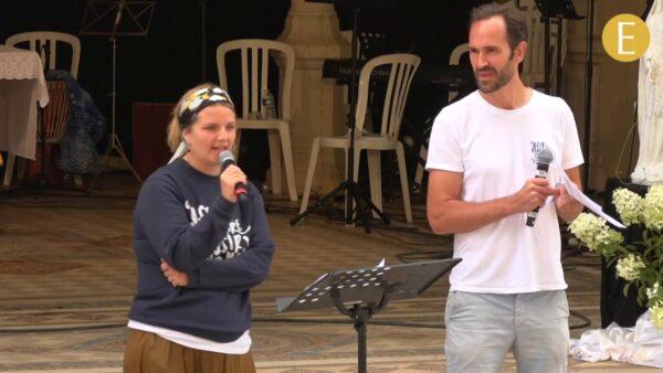 Je me mets en route avec Jésus – Enseignement de Paul et Emmeline Delattre