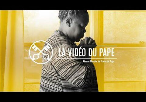 Pour une vie de prière – La Vidéo du Pape – Décembre 2020